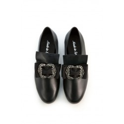 Zapato Felipe II Oro Viejo