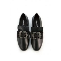 Zapato felipe II Plata Vieja