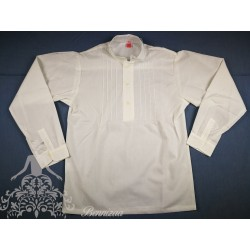 Camisa Lisa Beig